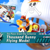 One Piece: Grand Ship Collection Thousand Sunny Flying Model