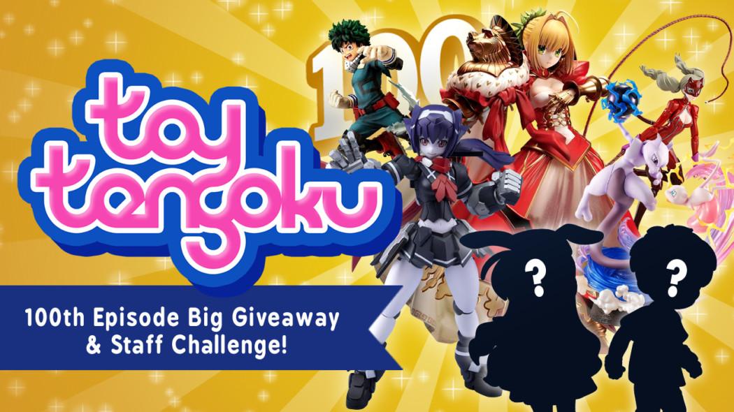 Toy Tengoku 100