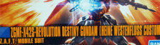 1/144 HGCE Destiny Gundam (Heine Use) Unboxing