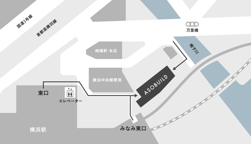 Unko Museum Map