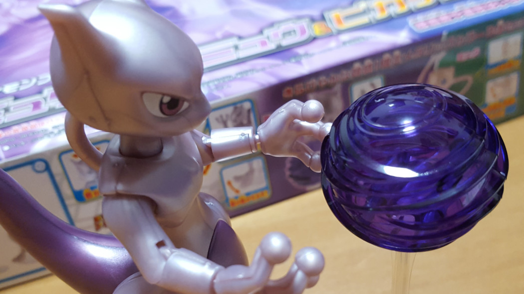 Pokemon Plamo Collection Mewtwo, Mew & Pikachu Set Build & Review