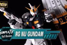 1/144 RG NU Gundam