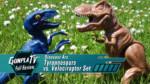 Gunpla TV – Dinosaur Arc: T-Rex vs. Velociraptor
