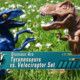Gunpla TV – Dinosaur Arc: T-Rex vs. Velociraptor