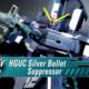 1/144 HGUC Silver Bullet Suppressor