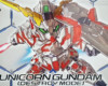 Cross Silhouette Unicorn Gundam (Destroy Mode) Unboxing
