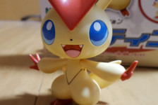 Pokemon Plamo Collection Victini