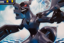 Pokemon Plamo Collection Zekrom