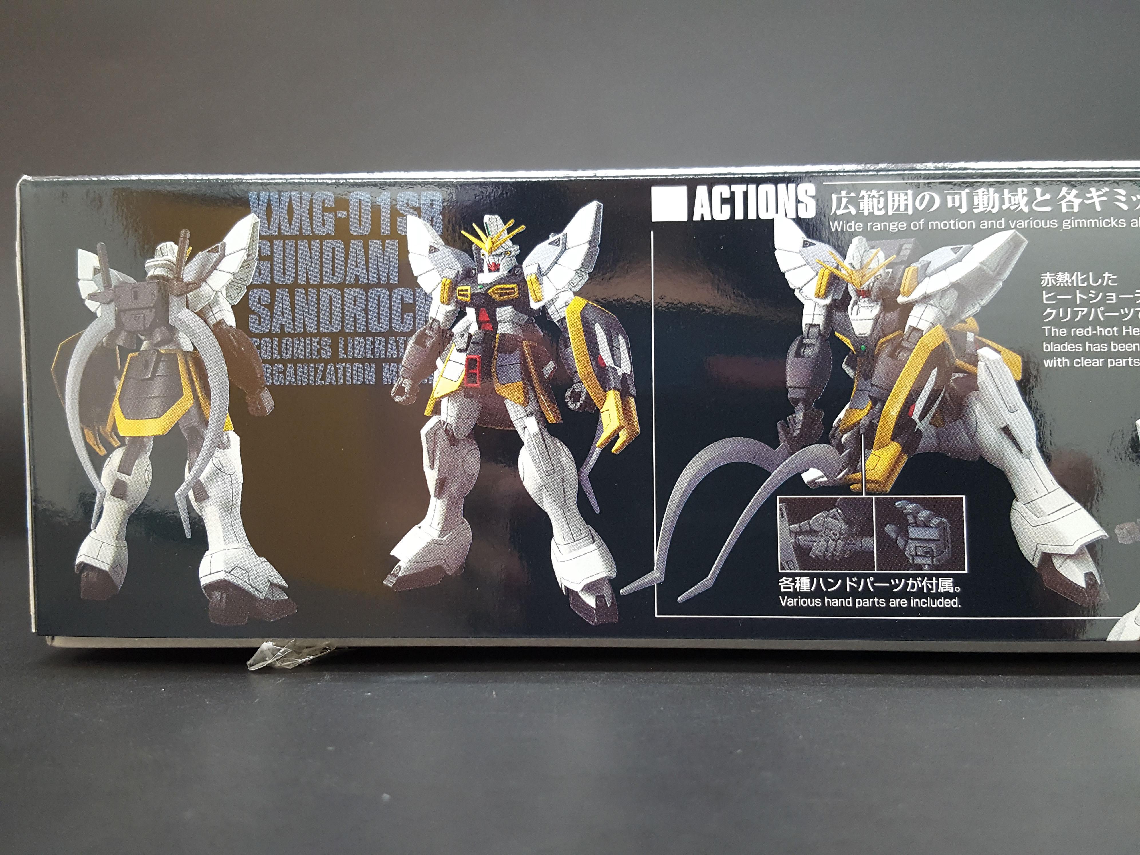 1/144 HGAC Gundam Sandrock