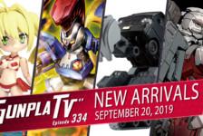 Gunpla TV 334