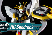Gunpla TV – HGAC Gundam Sandrock