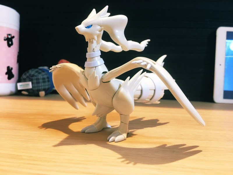 Pokemon Plamo Collection Reshiram