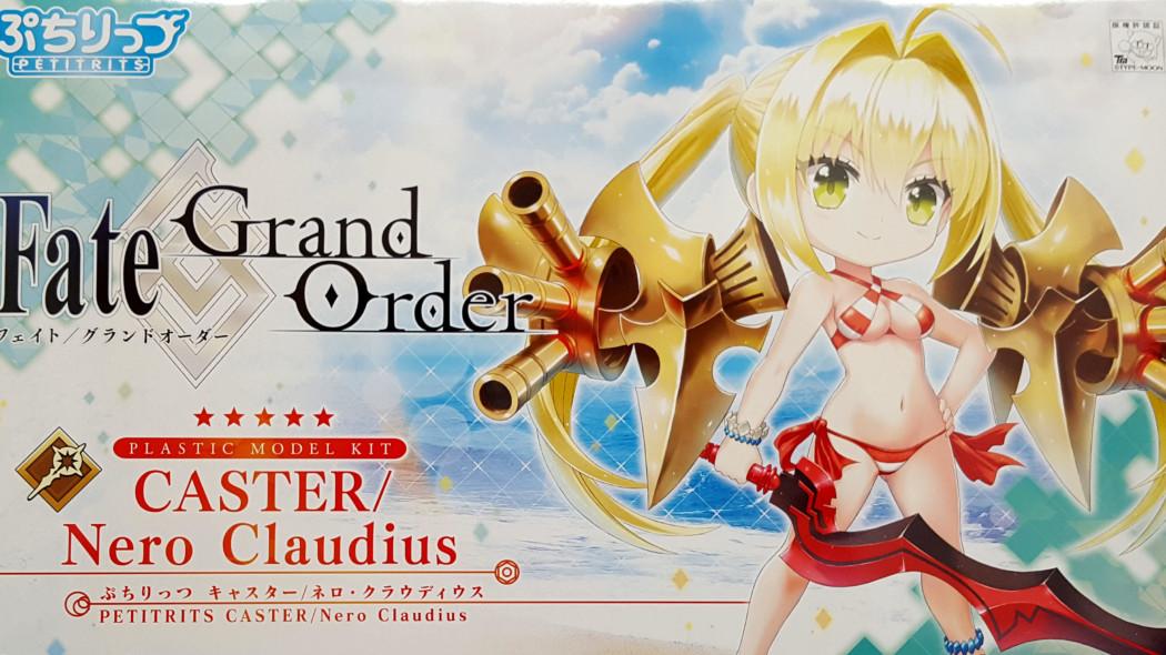 Petitrits Caster Nero Claudius Unboxing