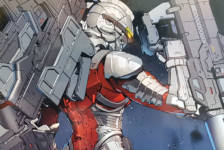 1/12 Figure-rise Standard Ultraman Suit Ver 7.3 (Fully Armed)