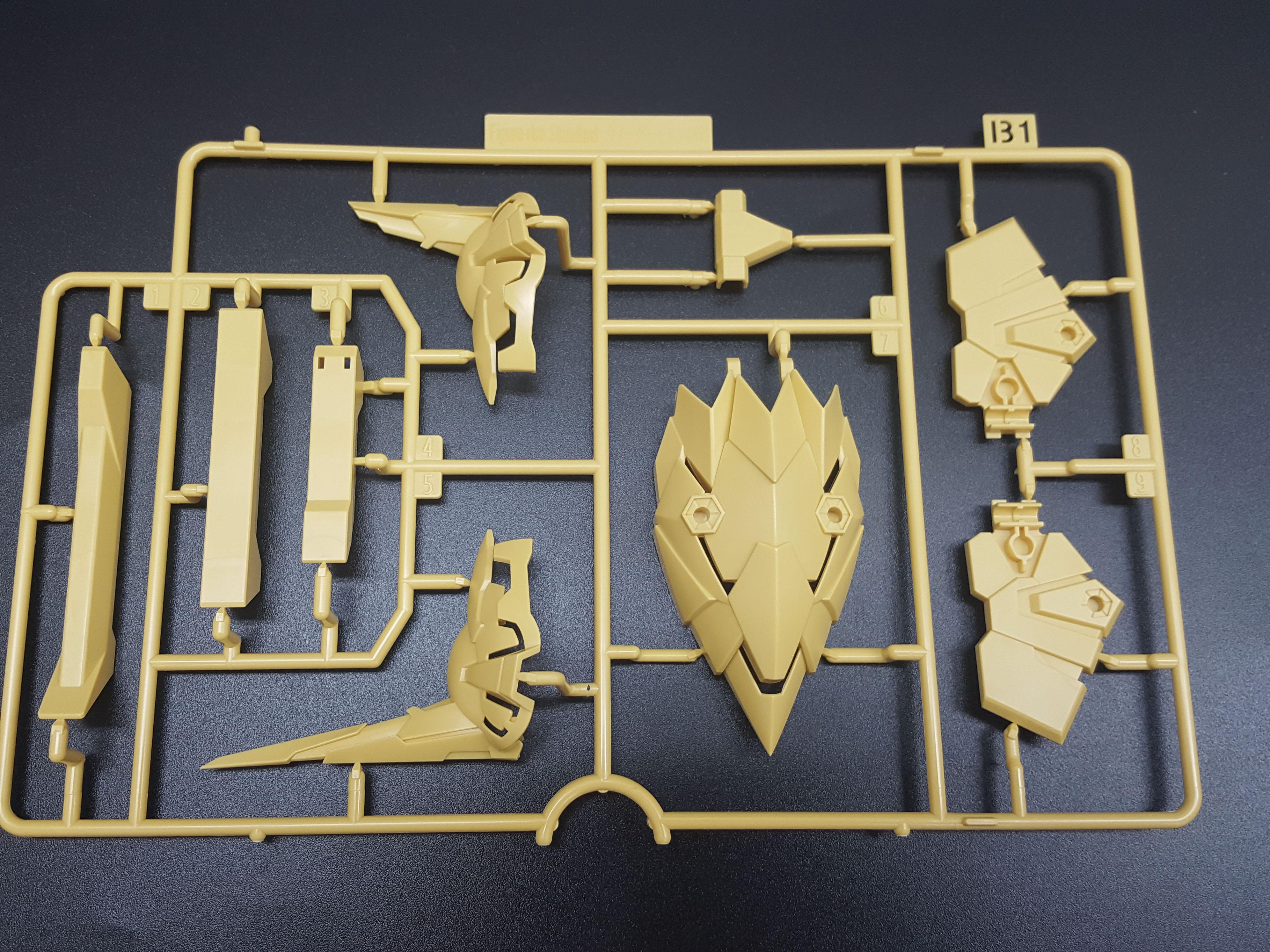 Figure-rise Standard WarGreymon (Amplified)