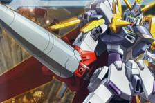 1/144 HDBD:R Gundam Justice Knight