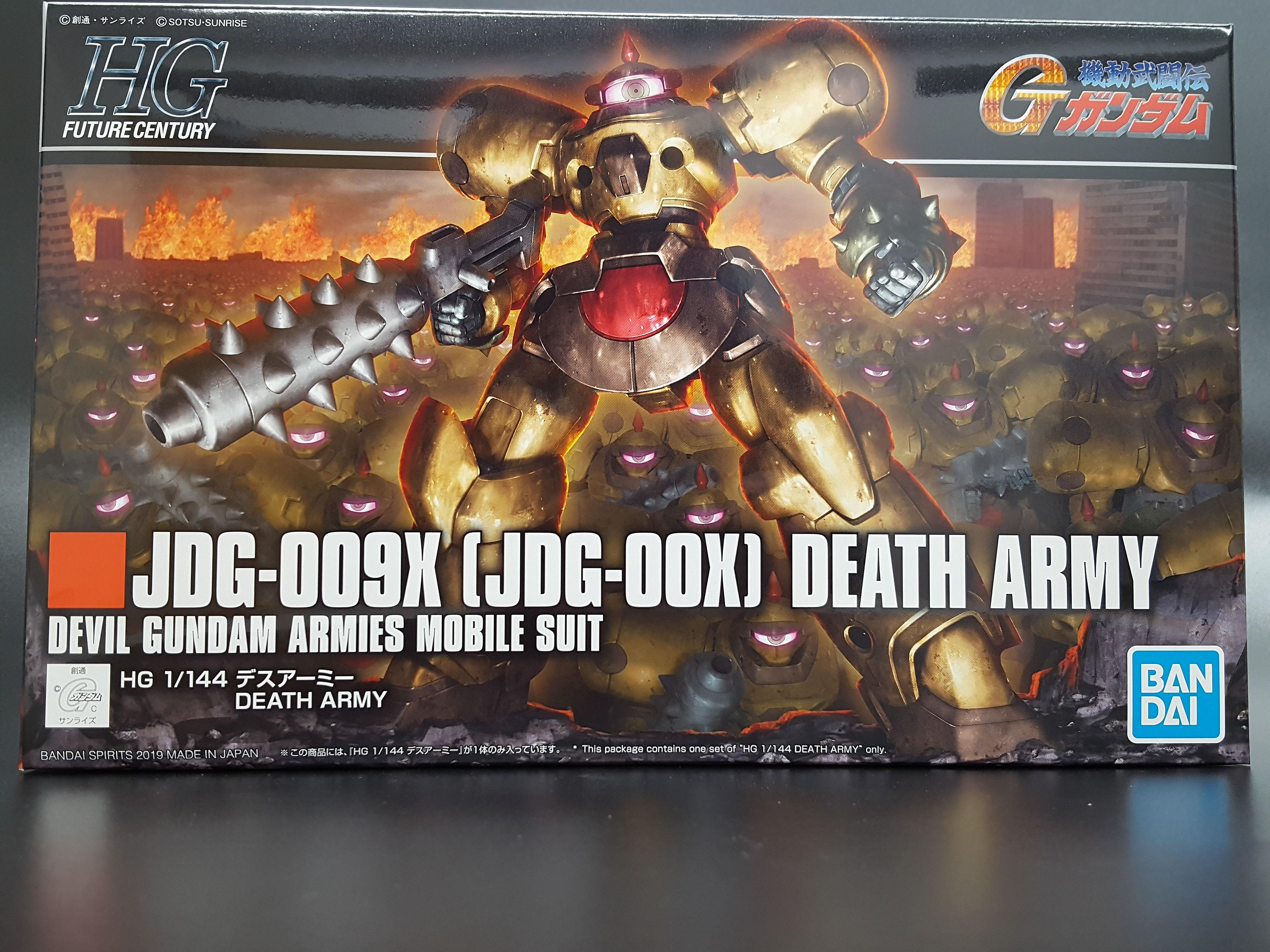 1/144 HGFC Death Army