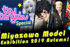 Miyazawa Model Exhibition 2019 Autumn