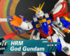 1/100 Hi-Resolution Model God Gundam