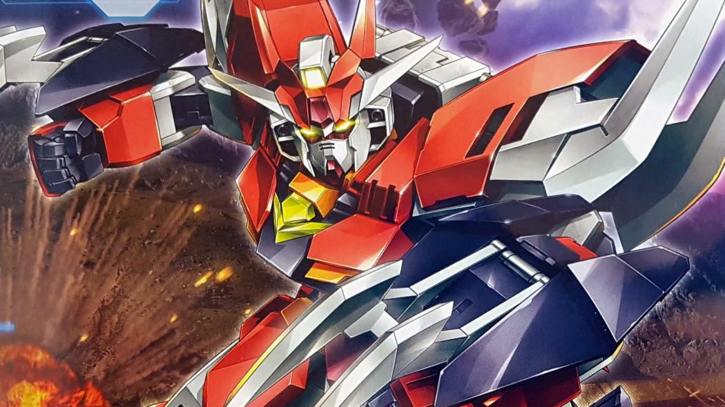 HG Core Gundam (Real Type Color) & Marsfour Unit Unboxing