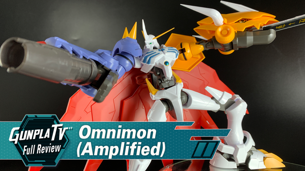 Gunpla TV – Figure-rise Standard Omnimon (Amplified)