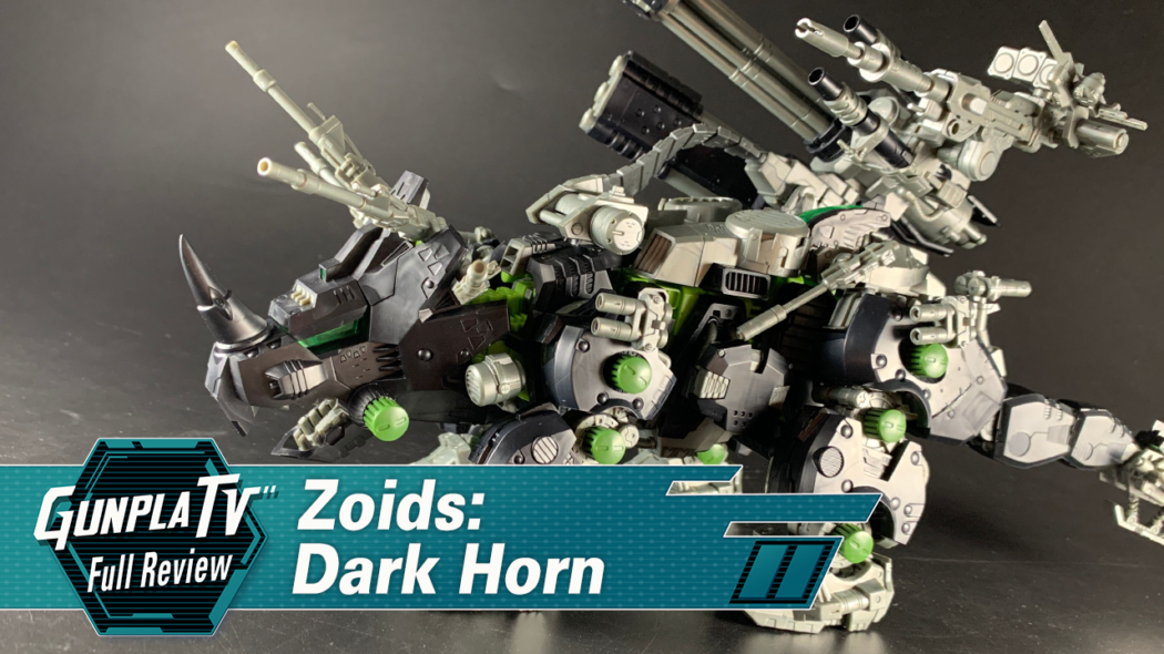 Gunpla TV – Zoids Dark Horn