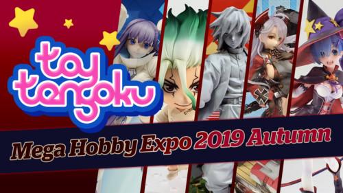 Mega Hobby Expo 2019 Autumn