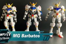 1/100 MG Gundam Barbatos