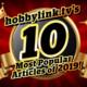 hobbylink.tv's Top 10 Articles of 2019