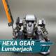1/24 HEXA GEAR BulkArm Beta Lumberjack