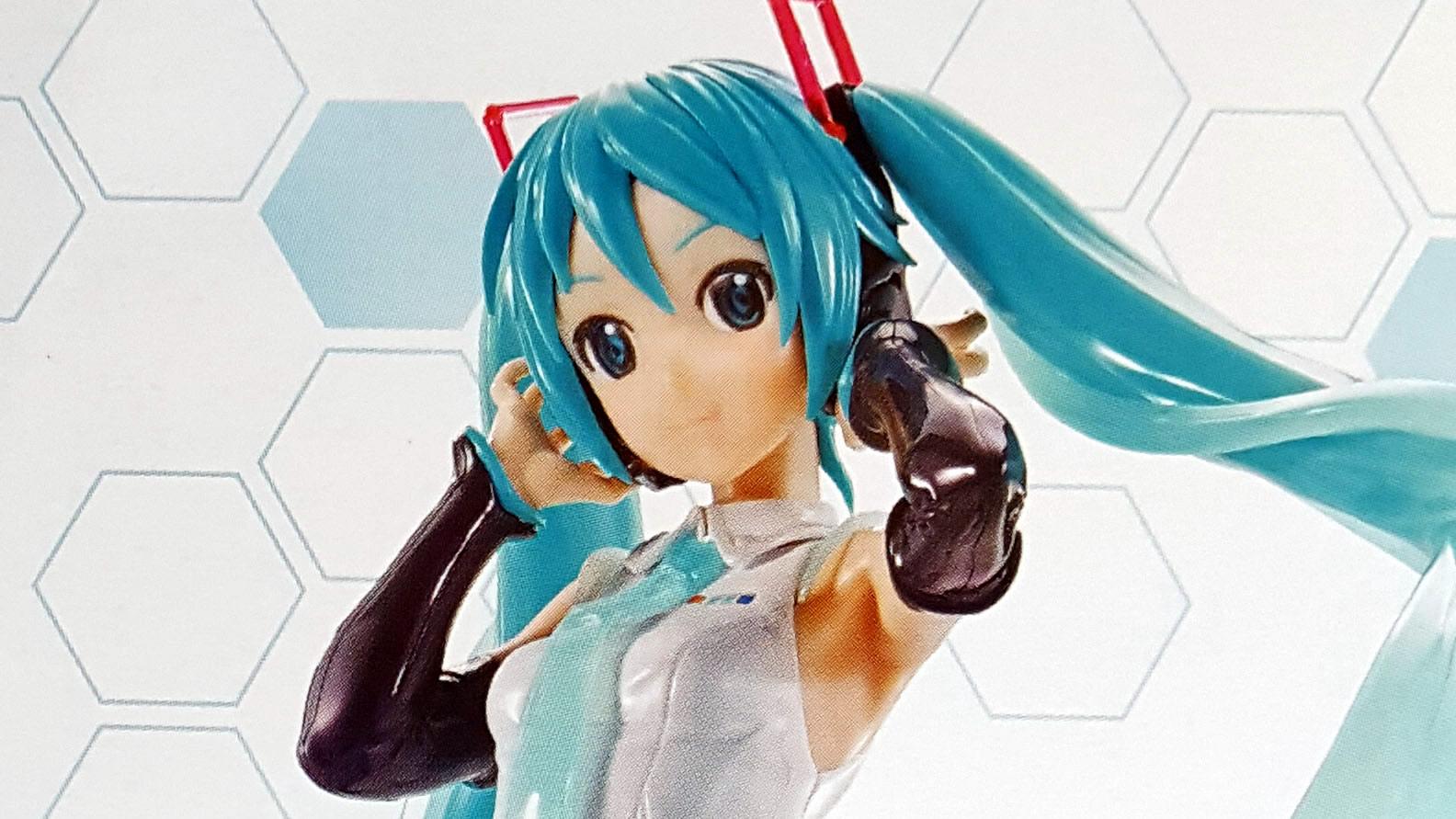 Bandai Figure-Rise LABO Vocaloid Hatsune Miku V4X Model Kit USA Seller