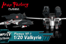 Gunpla TV – 1/20 VF-1 Super/Strike Fighter Valkyrie