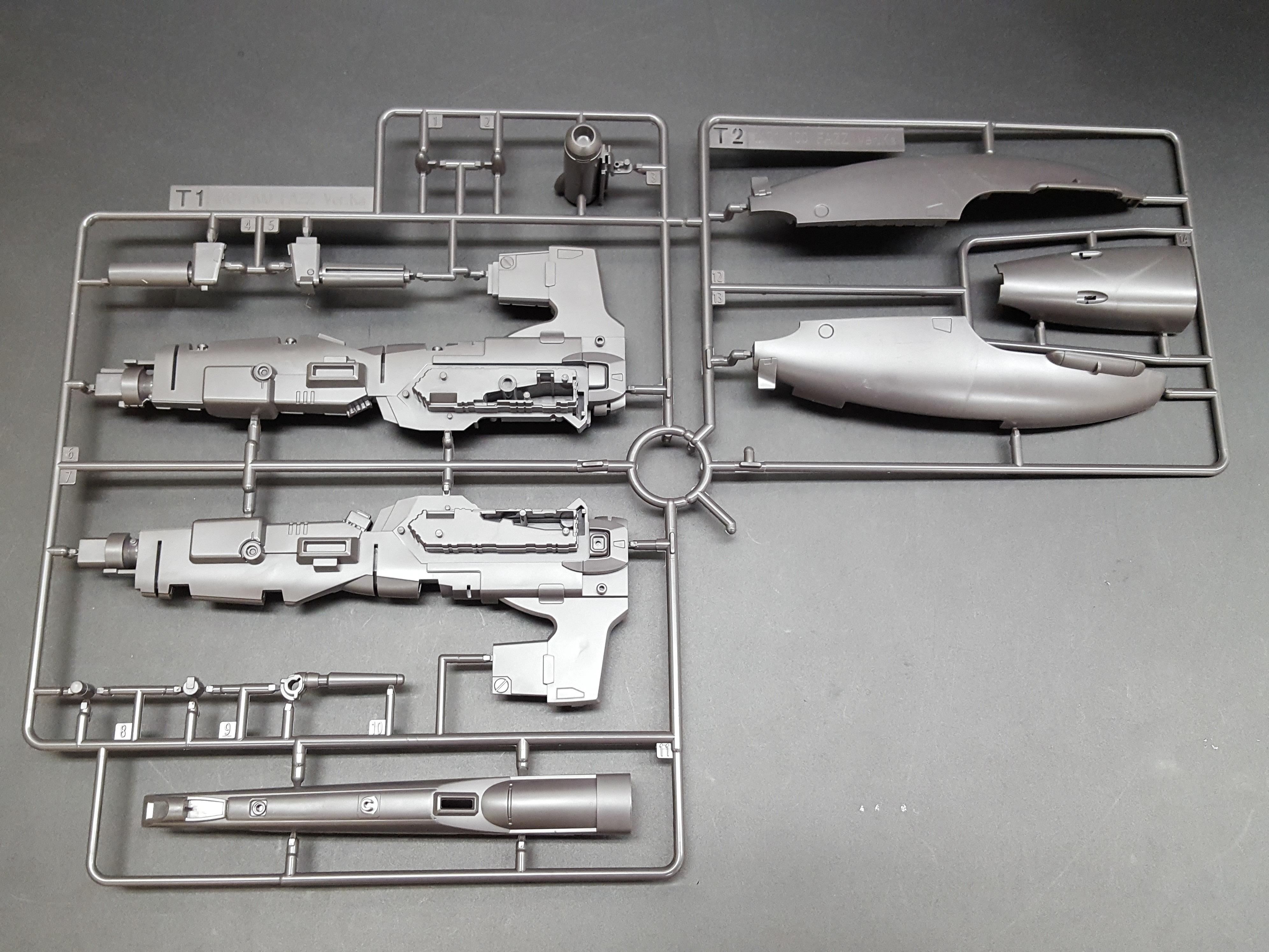 1/100 MG FAZZ Ver.Ka