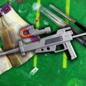 HGUC Galbaldy Beta Build Part 8: Painting II