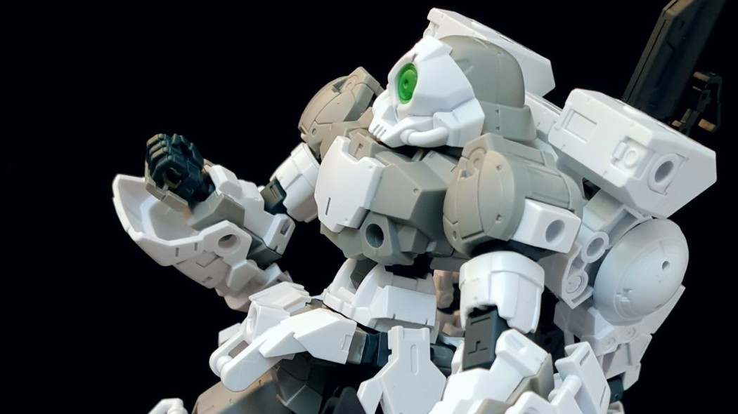 A Beginners Guide to Posing Mecha