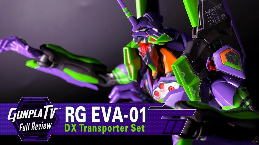 RG Evangelion Unit 01