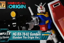 1/144 HG RX-78-02 Gundam (Gundam The Origin Ver.)