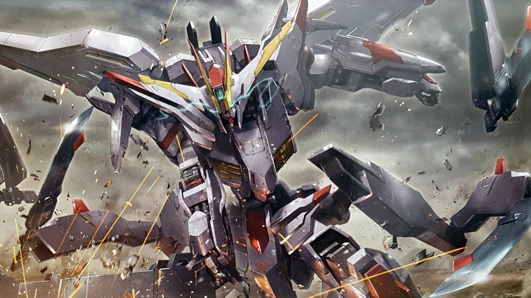 HG Gundam Marchosias