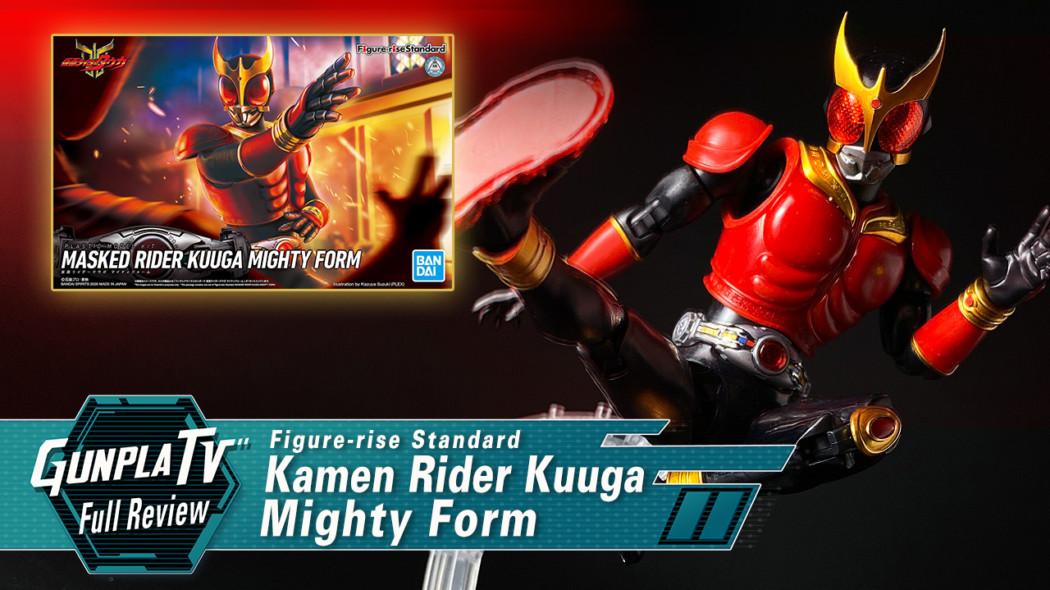 Figure-rise Standard Kamen Rider Kuuga Mighty Form
