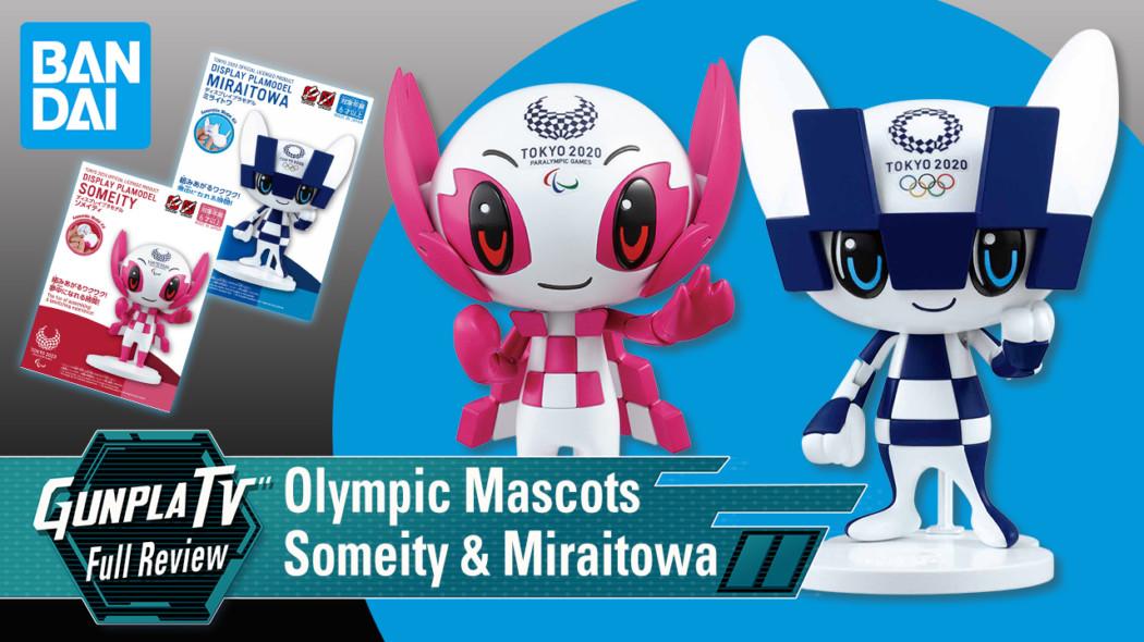 Tokyo Olympics Plamo
