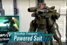 1/20 Starship Troopers Powered Suit