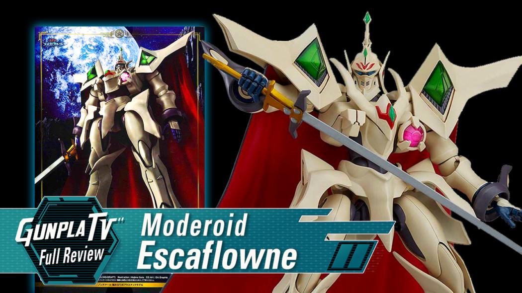 MODEROID Escaflowne