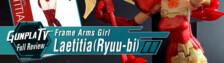 Frame Arms Girl Laetitia (Ryuu-bi)