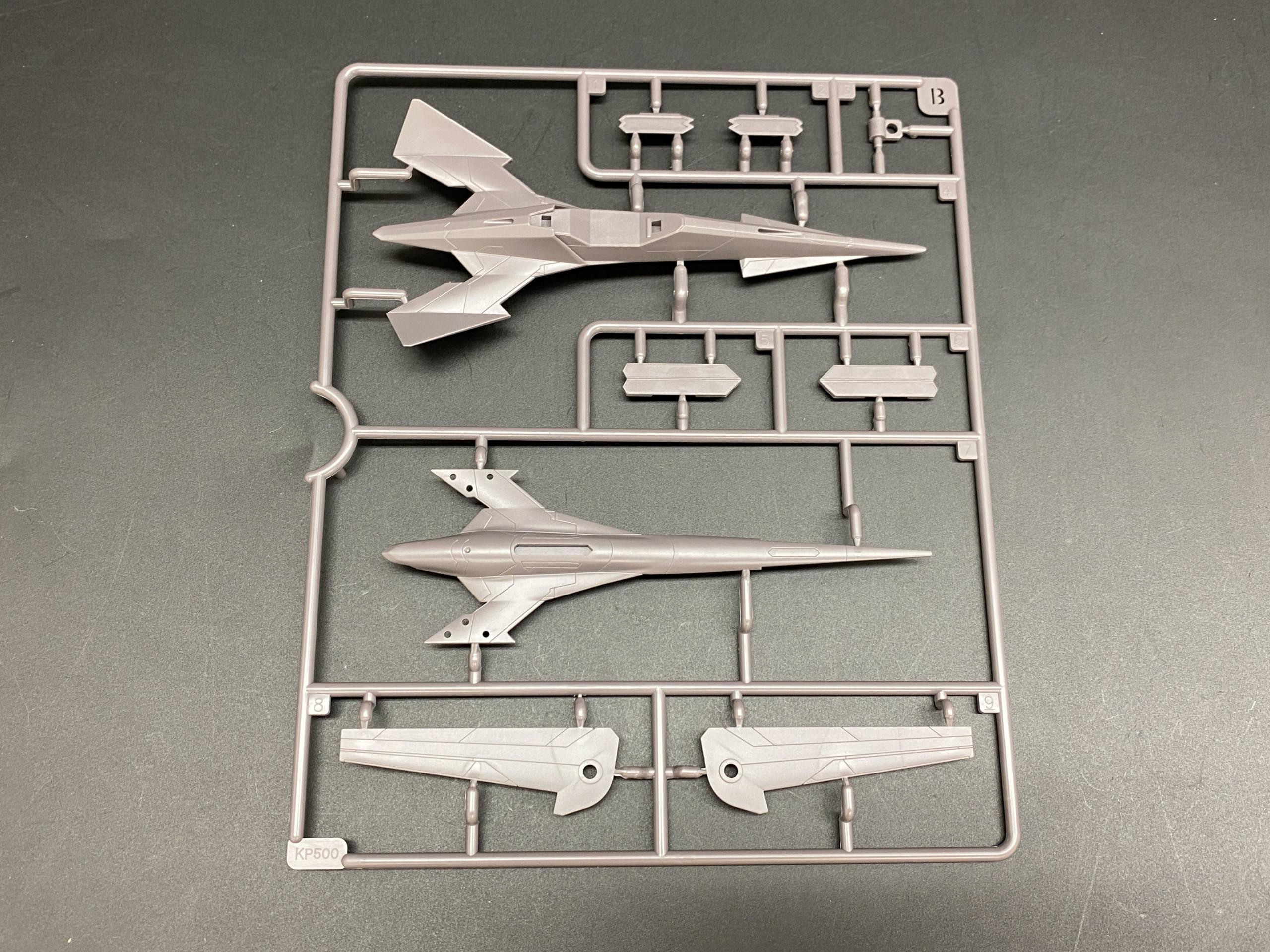 1/144 ADF-11F (Ace Combat 7: Skies Unknown)