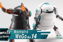 Gunpla TV – Mechatro WeGo Ghost Marshmallow & Chocolate