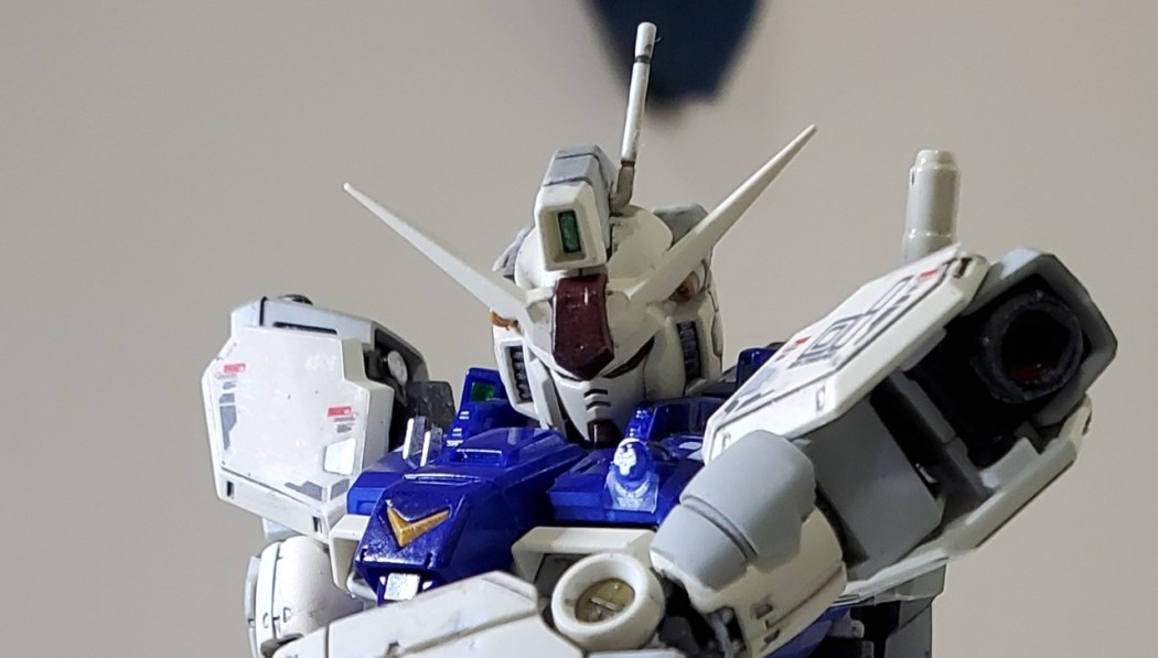 Happy Little Robots – Volume 2 – RG GP01 Completing the Frame