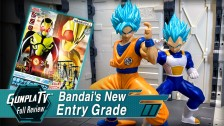 Bandai's Entry Grade