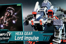 1/24 HEXA GEAR Lord Impulse (Reissue)
