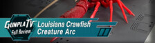 Creature Arc Procambarus Clarkii / Louisiana Crawfish (Red)
