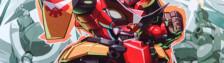 Moderoid Gurren Lagann: Unboxing